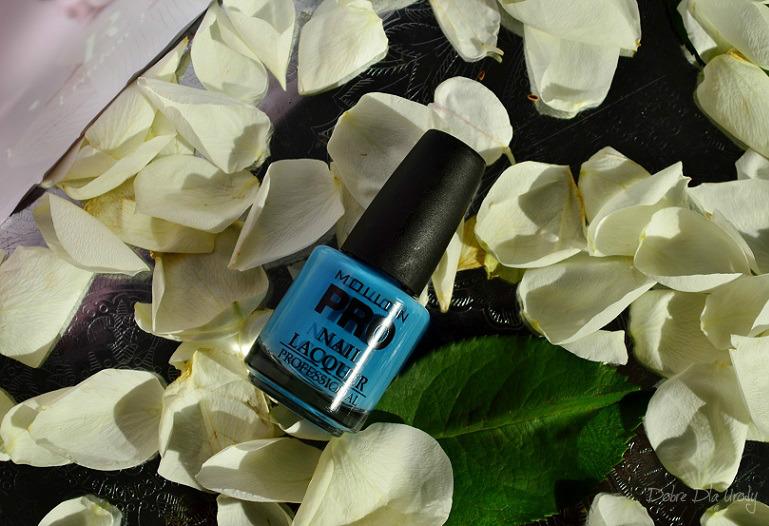 InspiredBy zestaw U.R.O.K - EDYCJA V - Mollon Pro Professional Hardening Nail Lacquer