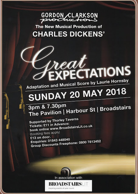 GREAT EXPECTATIONS The Pavilion Broadstairs Suunday 20th