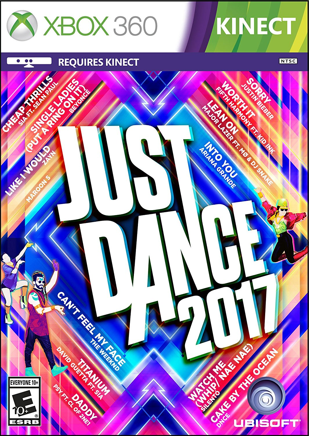 [GAMES] Just Dance 2017 – COMPLEX (XBOX360/PAL/NTSC)