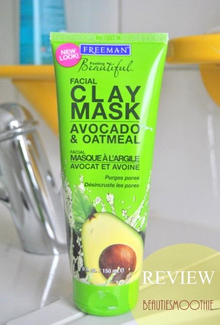 Can Avocado oatmeal facial mask