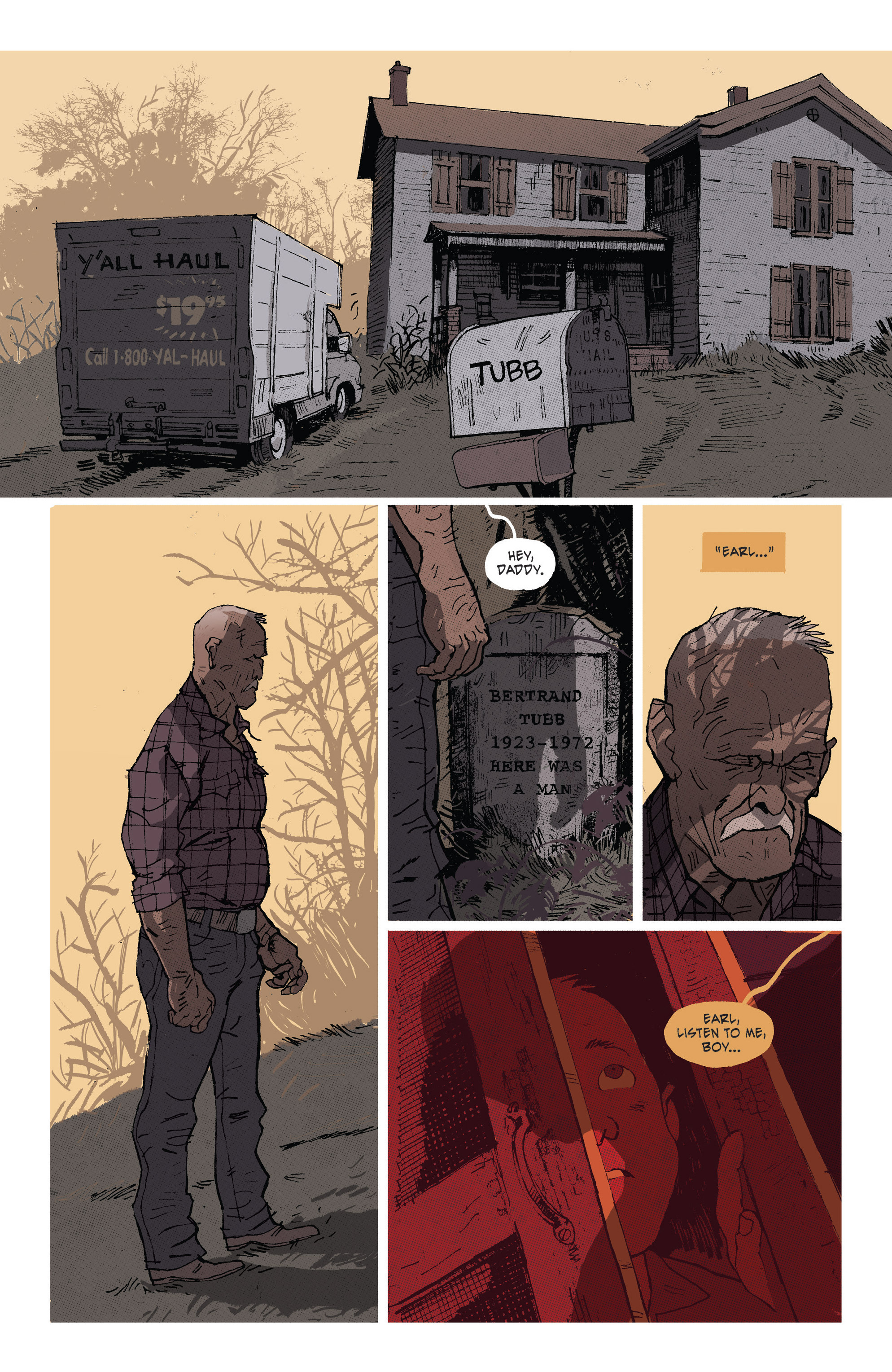 Read online Southern Bastards comic -  Issue #1 - 6