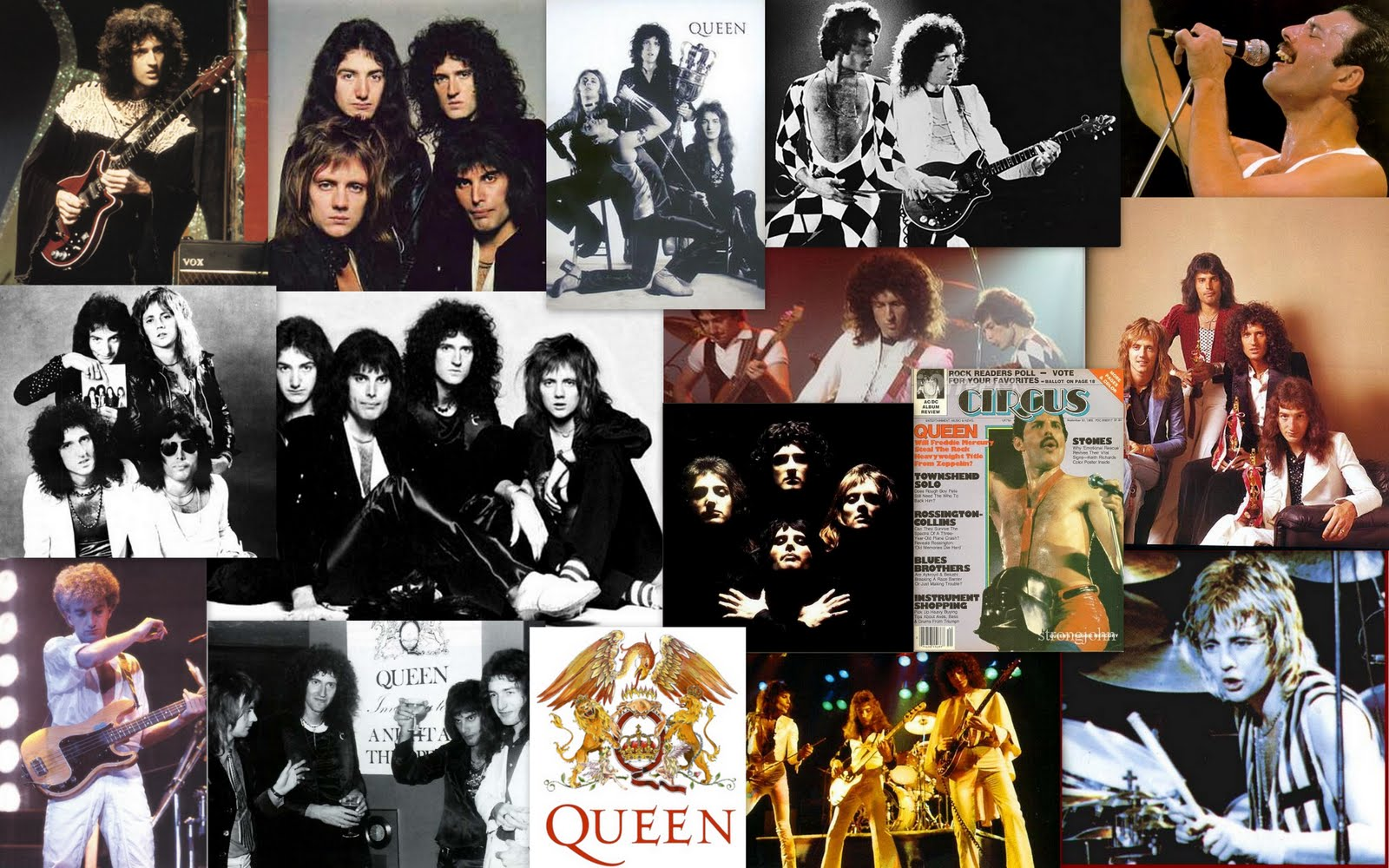 Music From the 70s and 80s: Queen