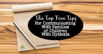 Dyslexia Support