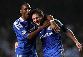 Frank Lampard pays Homage To Drogba As He retires , Call Him A Monster.