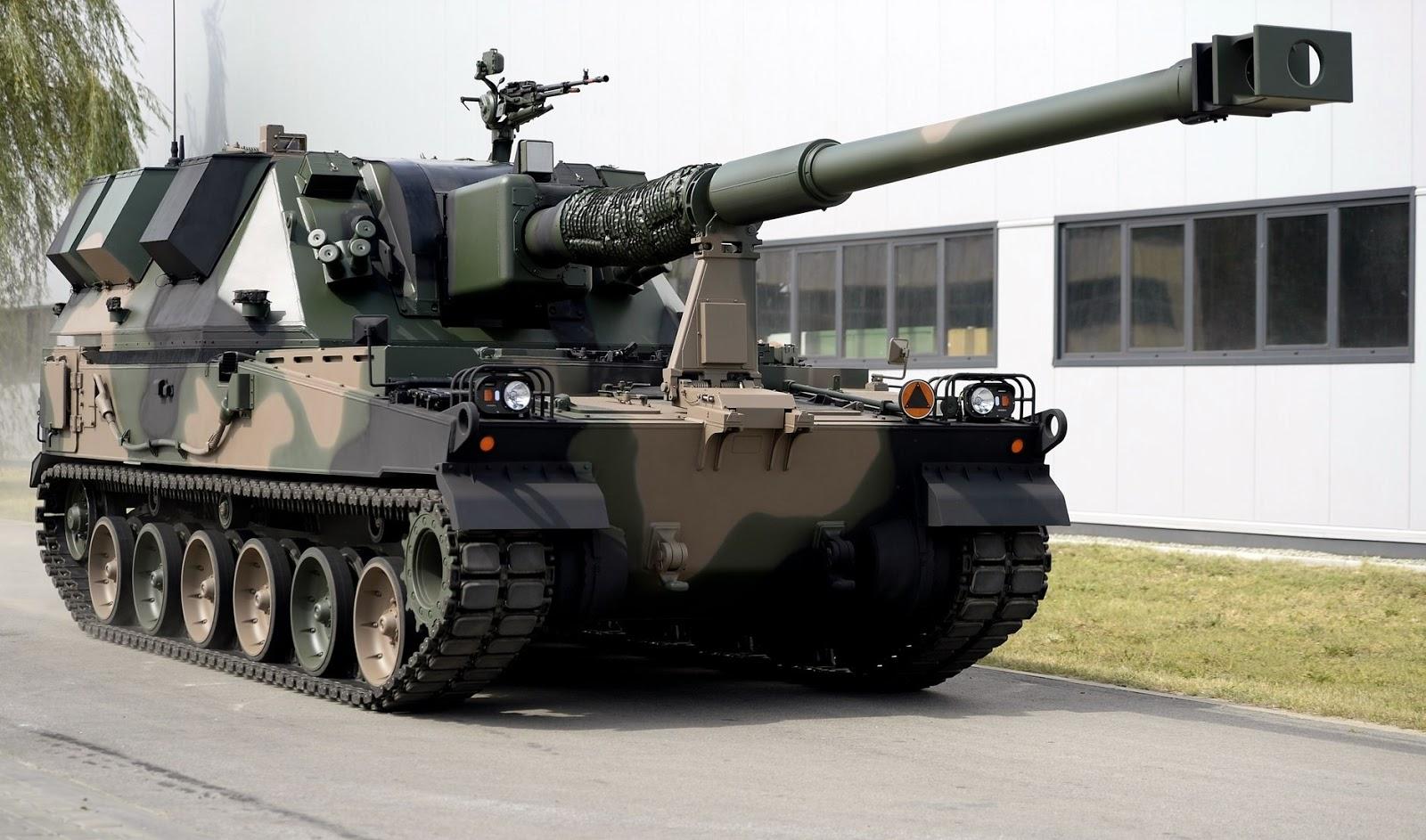 155 Mm Tykki