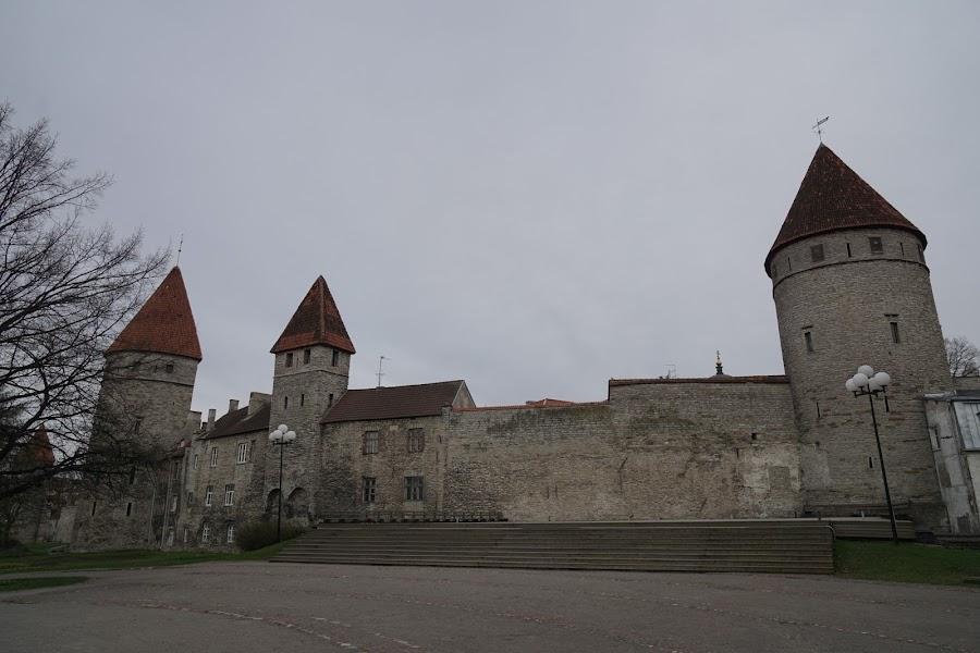 塔の広場(Tornide väljak)