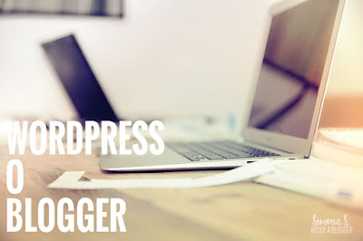 Wordpress vs Blogger Simons S.