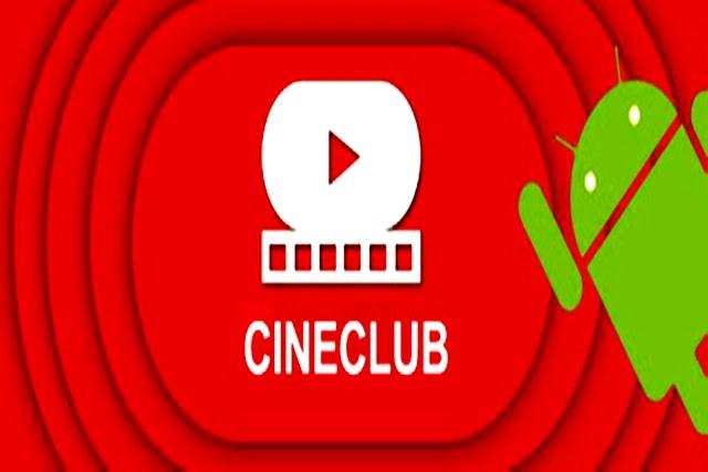 CINE CLUB ANDROID APP ATUALIZAÇÃO V2.4 - 19/11/2016