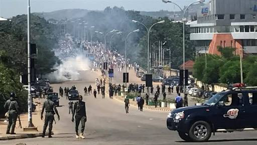 Tension In Abuja As Shiites Vow To Continue Protest Today