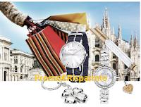 Logo Con SuperSigma ''Charm & Vinci'' gioielli Morellato e shopping a Milano
