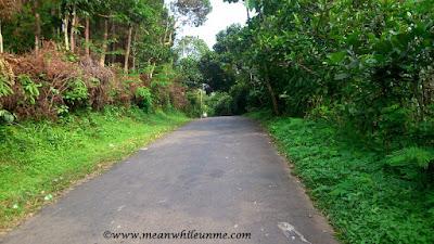Petungkriyono, Negeri 1000 Curug jalan halus