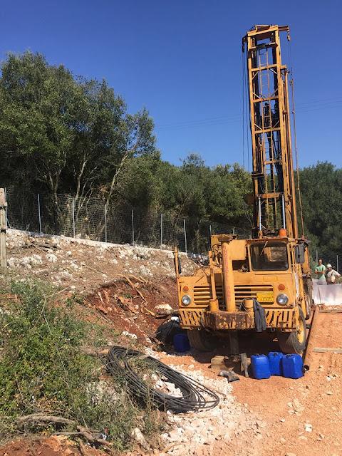 Πρέβεζα: Δήμος Ζηρού - Σειρά Παρεμβάσεων Για Την Αναβάθμιση Του Δικτύου Ύδρευσης.
