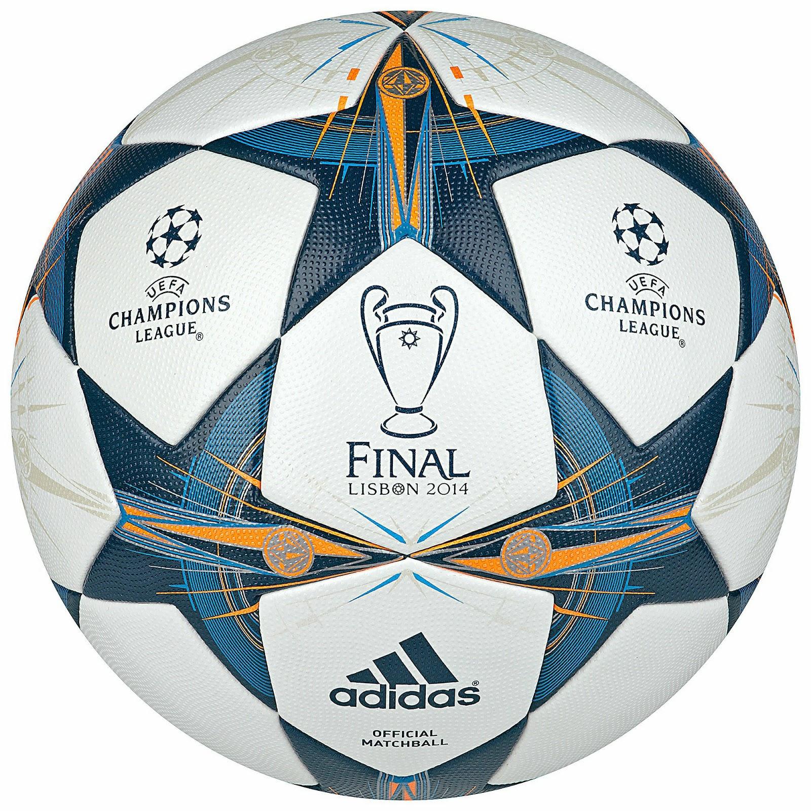 ... o novo adidas Finale Lisboa bola não apresenta as cores vermelho    preto conhecidas do Benfica. Adidas Finale O novo jogo oficial 14 Ball  (OMB) ... 13a705bb14aad