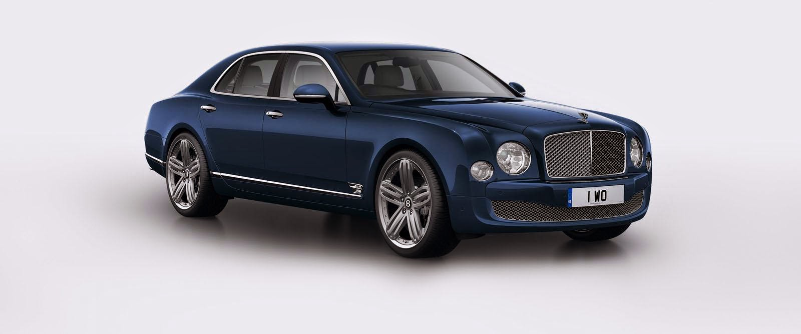[Resim: Bentley+Mulsanne+95+Edition+1.jpg]