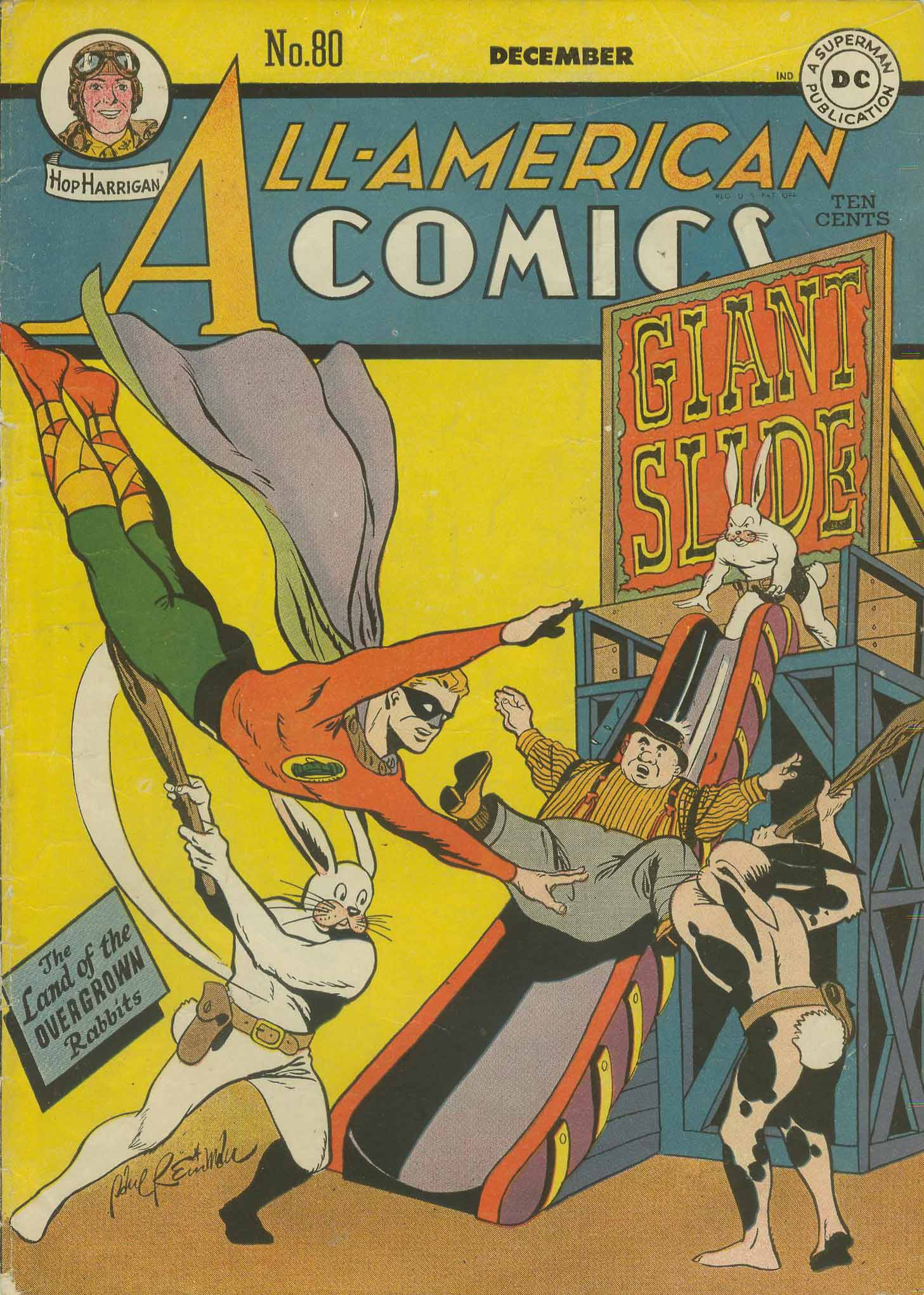 Read online All-American Comics (1939) comic -  Issue #80 - 1