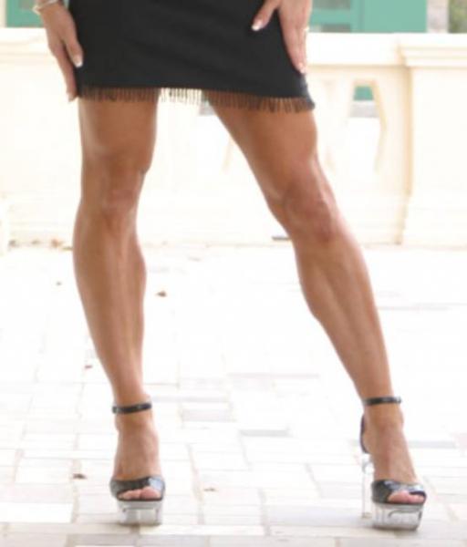Female Athletic Legs 92