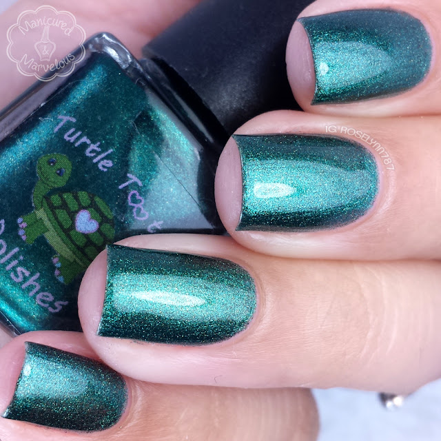 Turtle Tootsie Polish - 5 Months of Bills