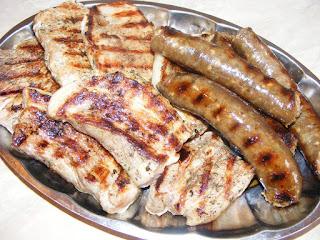 retete friptura din carne si carnati de porc la gratar, retete culinare, retete de mancare, mancaruri cu carne, grill,