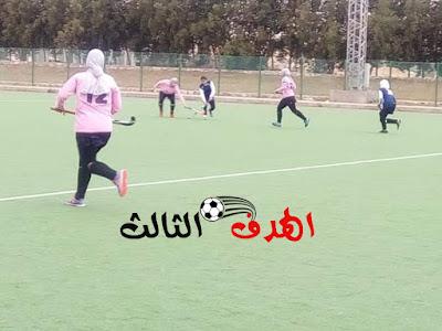 الهدف الثالث....فريق هوكي الشرقية يفوز علي الشرقية للدخان بهدفين مقابل  لهدف