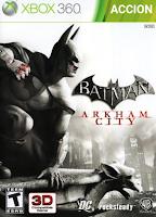 batman arkham city| xbox360