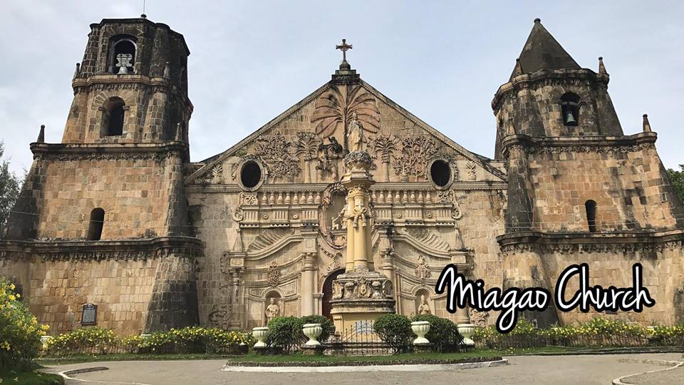 iloilo tour package - miag ao church