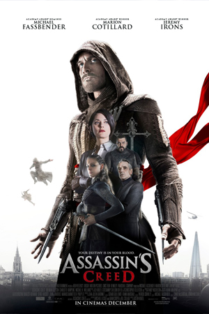 Jadwal ASSASSINS CREED di Bioskop
