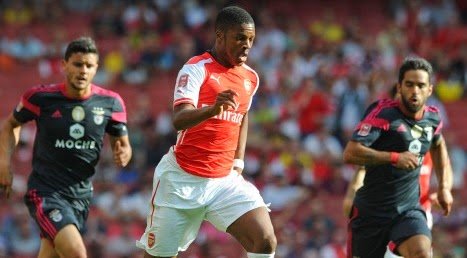 Arsenal starlet Chuba Akpom joins Nottingham Forest on loan