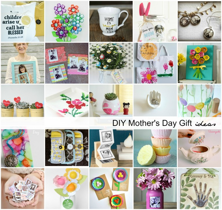The paper boutique fab five friday for Mothers day gifts for kids to make
