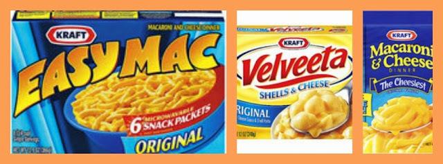 Comidas congeladas nos supermercados nos Estados Unidos