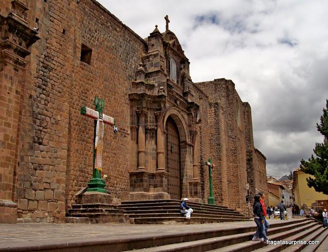 Igreja de São Francisco, Cusco, Peru