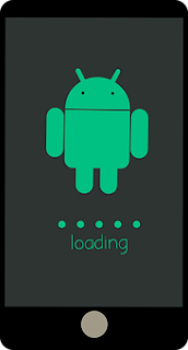 Handphone android lemot