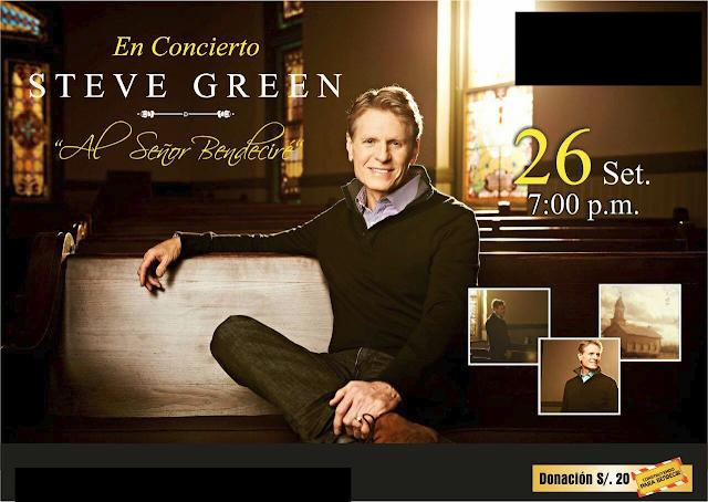 Steve Green ecuménico – Miguel Rodriguez