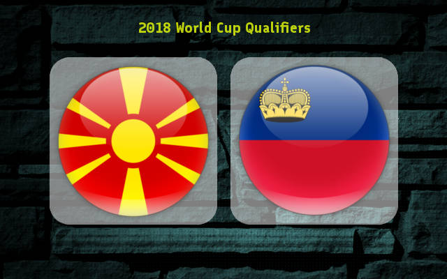 Macedonia vs Liechtenstein Full Match & Highlights 9 October 2017