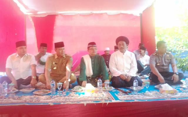 Wagub Fachrori dan Sukandar Hadiri Tabligh Akbar di Ponpes Darul Hikam