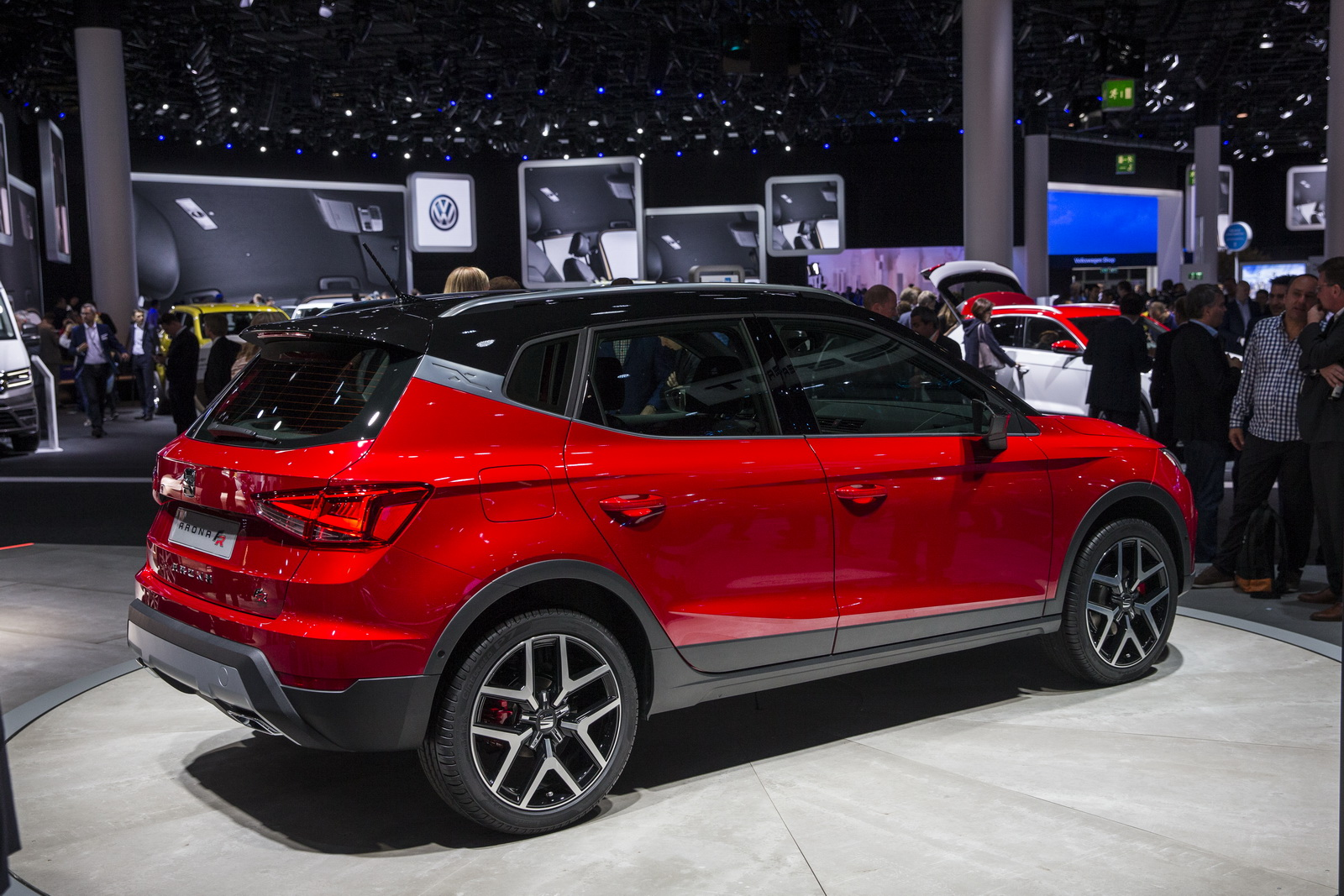 New Seat Arona Priced From 163 16 555 Otr In The Uk
