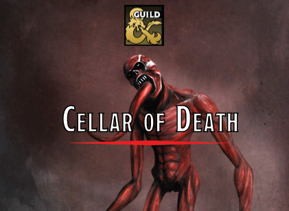 Power Score: Dungeons & Dragons - Cellar of Death (Tomb of