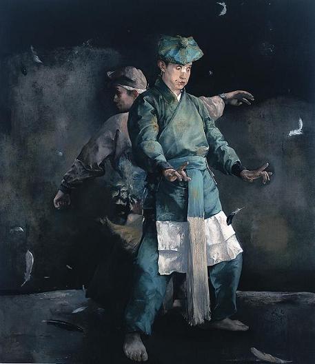 Artodyssey: Liu Sheng
