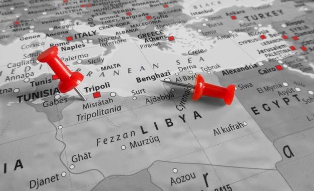 Η πρόταση για τριχοτόμηση της Λιβύης ξανά στο τραπέζι