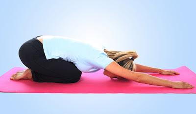 Yoga giúp tăng cân với tư thế căng giãn lưng