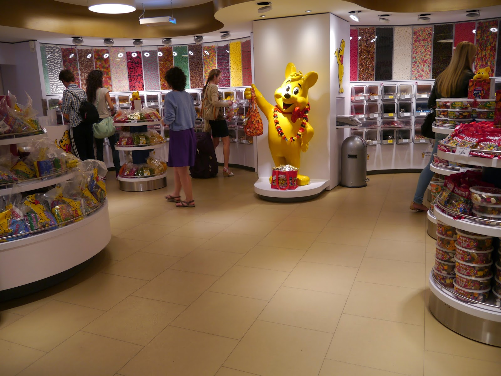 德國波昂(Bonn):貝多芬的出生地,HARIBO小熊軟糖旗艦店!