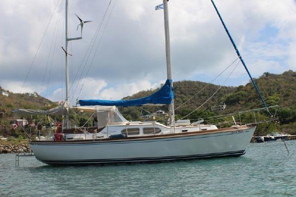 Chris Craft Caribbean  Sailboat