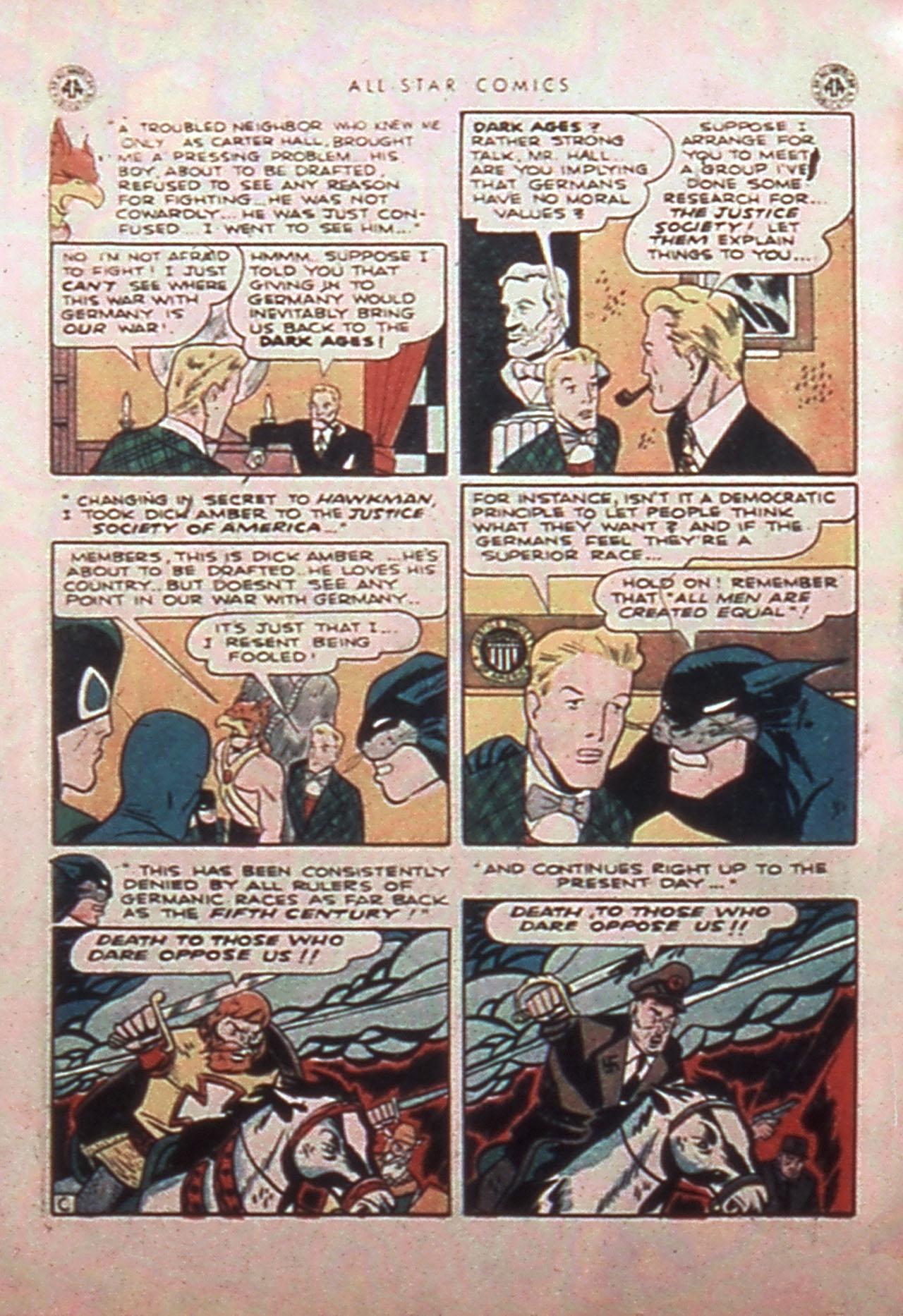 Read online All-Star Comics comic -  Issue #24 - 5