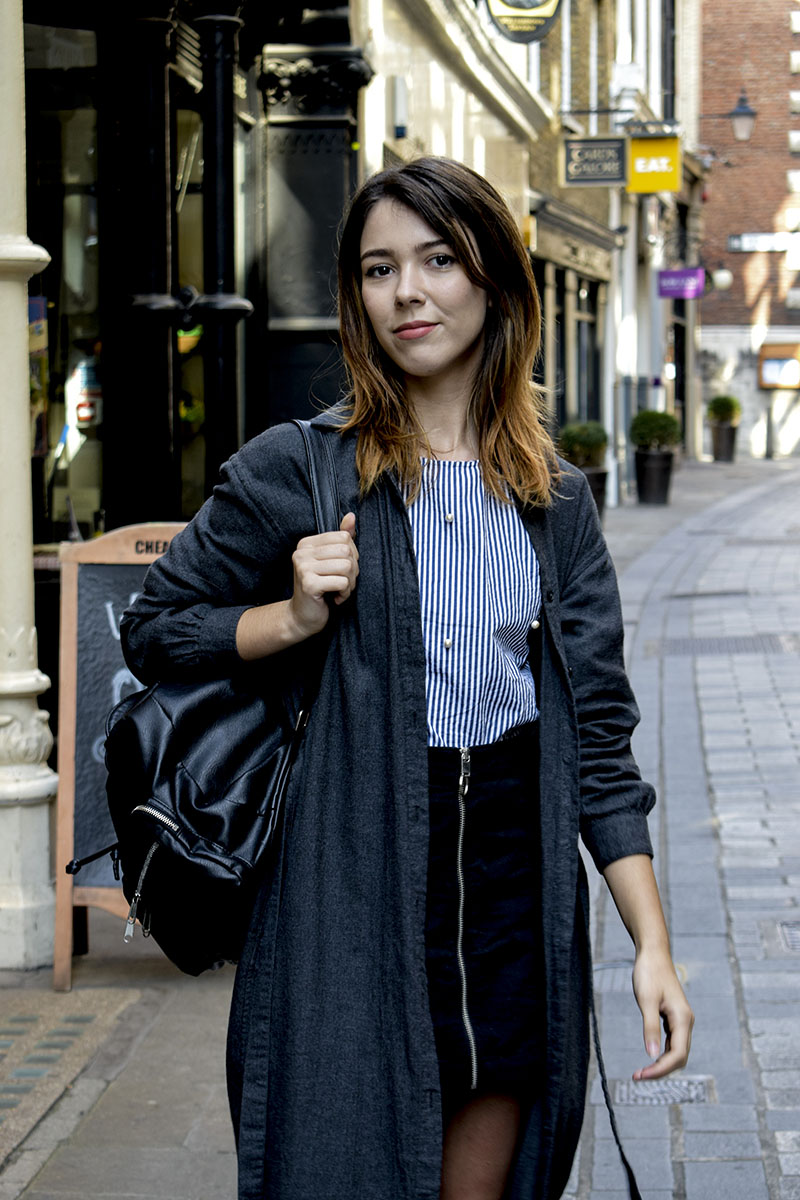 ootd, london, outfit, london blogger, french blogger, st paul, working girl london,