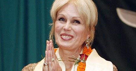 Transcultural Buddhism: Rebirth: Joanna Lumley believes ...