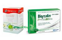 Logo Campioni omaggio Bioscalin e Ferrotone: ritirali gratis