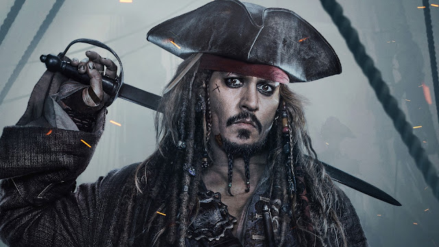 Os Piratas do Caribe A Vingança de Salazar