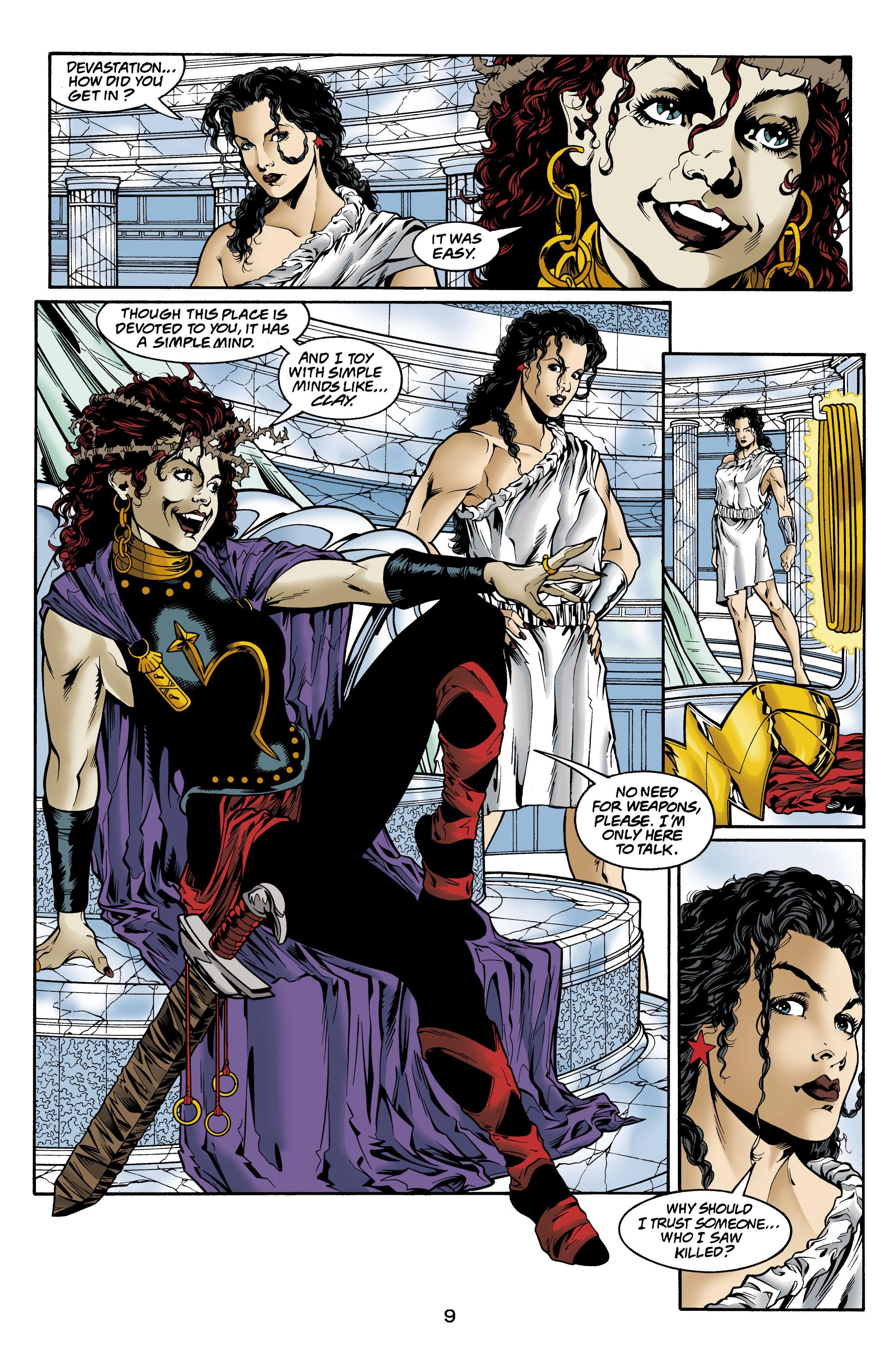 Read online Wonder Woman (1987) comic -  Issue #156 - 10