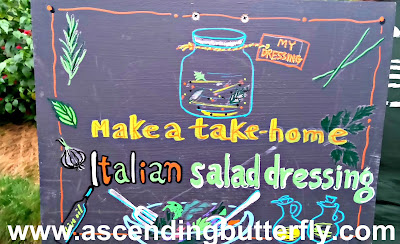 Make A Take Home Italian Salad Dressing at The Edible Academy at the New York Botanical Garden