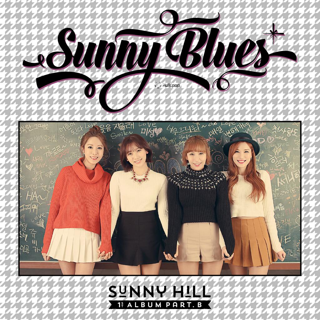 Sunny Hill – 1st Album Part B `Sunny Blues`