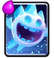 kartu Ice Spirit clash royale